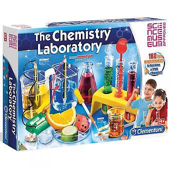 Clementoni de chemie laboratorium Kit