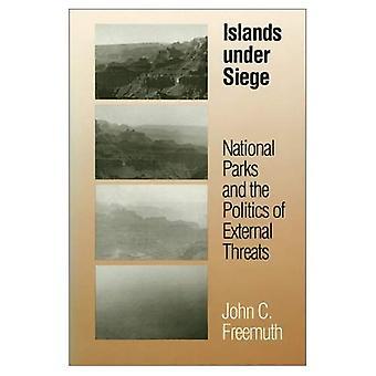 Inseln im Belagerungszustand