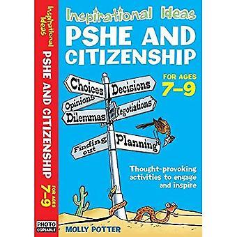 Inspirerende ideeën: PSHE en burgerschap 7-9 (inspirerende ideeën)