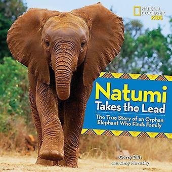 Natumi prende il comando