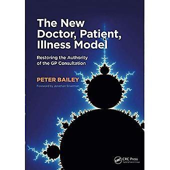 Den nye læge, Patient, sygdom Model: Genoprette myndigheden i GP-høring