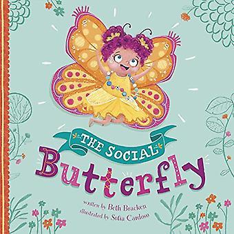 Sozialer Schmetterling (wenig Auftrieb)