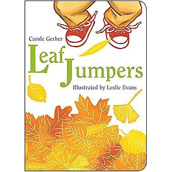 Leaf Jumpers [Board book]