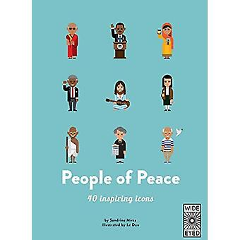 People of Peace: Meet 40 amazing activists (40 Inspiring Icons)