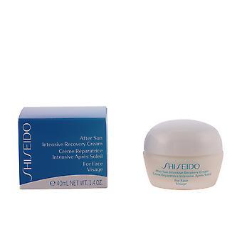 Shiseido efter solen intensiv återhämtning grädde 40 Ml Unisex