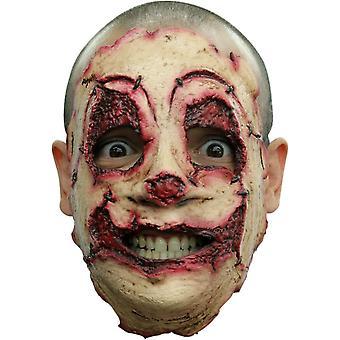 Serial Killer 22 Latex Face For Halloween