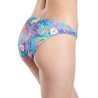 Aubade NR20 Women's Desir D'Evansion Floral Swimwear Beachwear Bikini Bottom