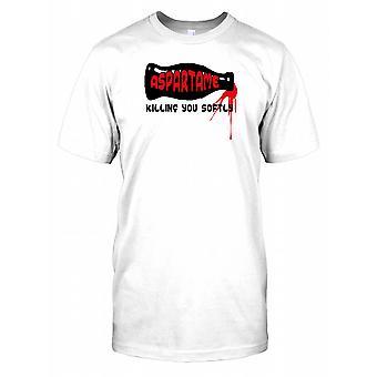 Aspartam drab du sagte - sammensværgelse børn T Shirt