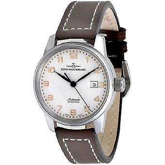 Zeno-watch mens orologio di classico automatico 6554-f2