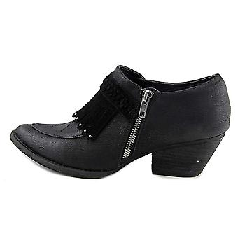 Very Volatile Womens Finlandia Pointed Toe Ankle Cowboy Boots