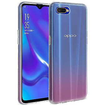 Ultra-clear case, 0,3mm second skin case for Oppo RX17 Neo - Transparent