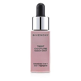 Givenchy Teint Couture Radiant Drop 2 In 1 Highlighter - # 01 Radiant Pink - 15ml/0.5oz