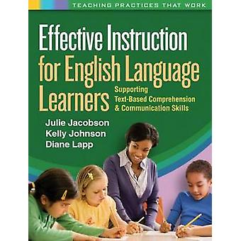 Effective Instruction for English Language Learners - Supporting Text-