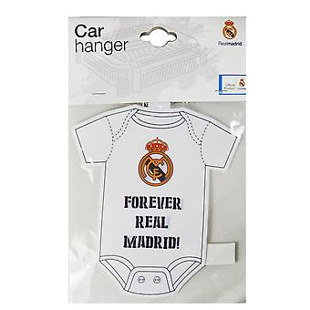Real Madrid FC Kit Baby On Board Sign