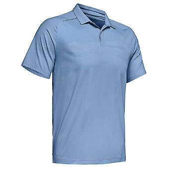 Under Armour Mens Iso-Chill Airlift Stretch Fast Dry Polo Shirt