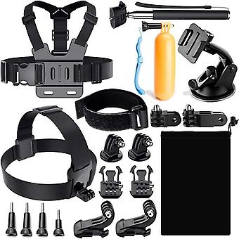 GoPro accessory sets, 7x parts