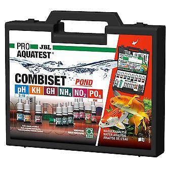 JBL ProAquaTest CombiSet - Pond Test Kit