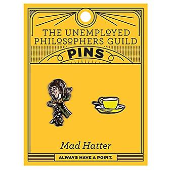 Pin Set - UPG - Mad Hatter 5096