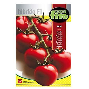 Semillas Fitó Ruby hybrid tomato (Garden , Gardening , Seeds)