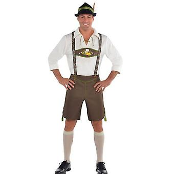 Amscan Oktoberfest Costume for Adult Oktoberfest (Babies and Children , Costumes)