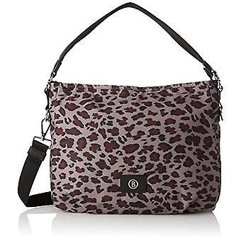 Bogner Lea-Small Aisha - Multicolored Women's Shoulder Bags (Leopard/Slate) 9x26x33cm (B x H T)