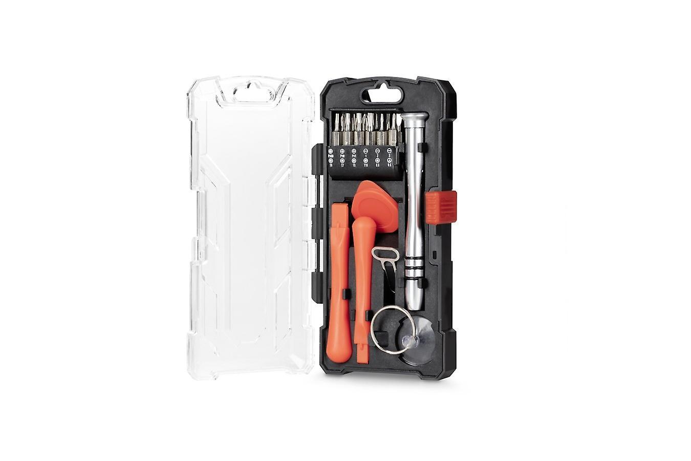 WOLFGANG 3 in 1 Hobby Tool Set, Precision Screwdriver Set, Scalpel Blades Set, Model Making, DIY, Smartphone Repair, Laptop, PC, Watches, Glasses etc.