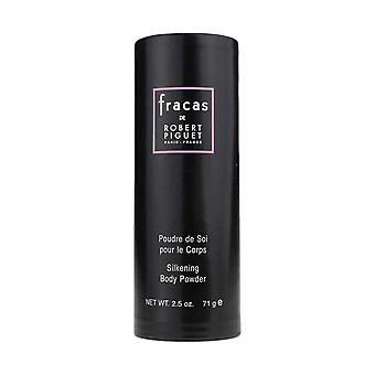 Robert Piguet 'Fracas' Silkening Body Powder 2.5oz/71g New