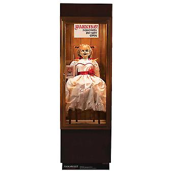 Annabelle Doll from The Conjuring Universe Official Cardboard Cutout / Standee