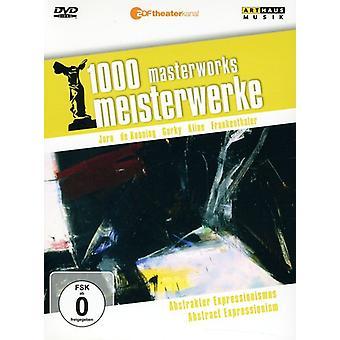 抽象表現主義 【 DVD 】 USA 輸入