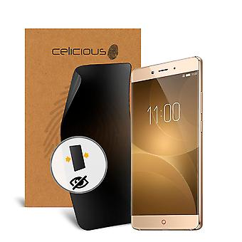 Celicious Privacy 2-Way Anti-Spy Filter Screen Protector Film Compatible with ZTE nubia Z11