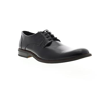 Unlisted by Kenneth Cole Align Ment  Mens Black Oxfords Shoes