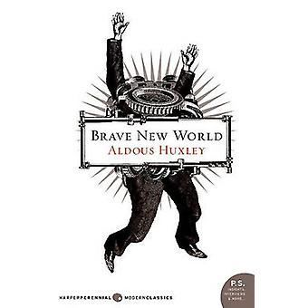 Brave New World by Aldous Huxley - 9781417761036 Book