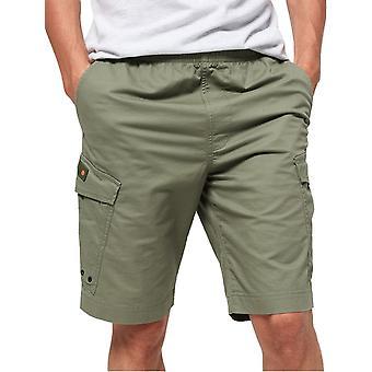 Superdry World Wide Cargo Shorts Green 98