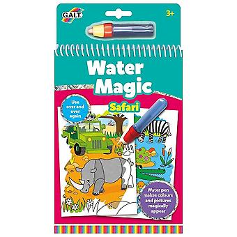 Galt Water Magic - Safari - Re-usable Colouring Book