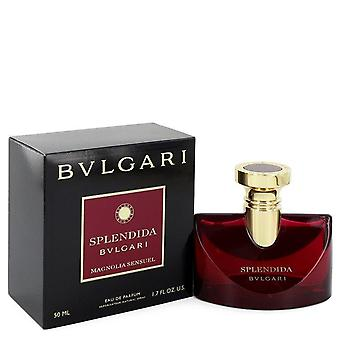 Bvlgari Splendida Magnolia Sensuel Eau De Parfum Spray By Bvlgari   547868 50 ml