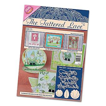 Tattered Lace Issue 10 Magazine, Multi-Colour