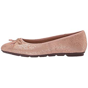 Hush Puppies Women's Abby Bow Ballet Flat