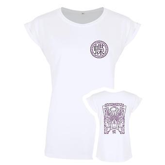 Grindstore naisten/naisten Cryptic Butterfly Premium T-paita
