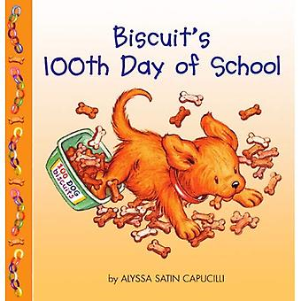 Día 100 de galleta de la escuela