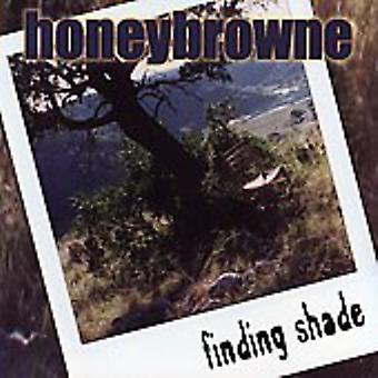Honeybrowne - Finding Shade [CD] USA import