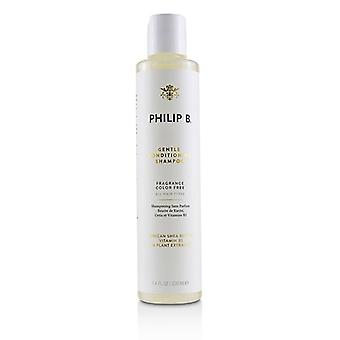 Philip B Gentle Conditioning Shampoo (Fragrance Color Free - All Hair Types) 220ml/7.4oz
