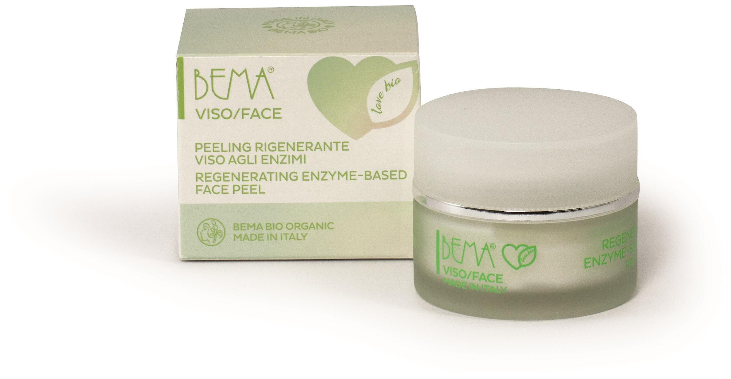 Bema Regenerating Enzyme-Based الوجه قشر 50 مل (مستحضرات التجميل، الوجه، والدعك)