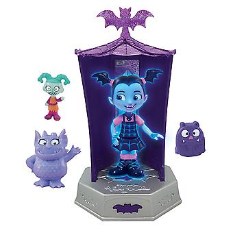 Disney Vampirina Glowtastic Friends Playset Lekset