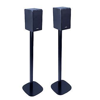 Vebos piso stand Samsung HW-Q90R conjunto preto