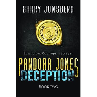 Pandora Jones Deception by Barry Jonsberg