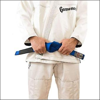 Gameness adult bjj belt blue