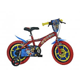 Dino Bikes Paw Patrol Licensed 14 Inch Bicycle