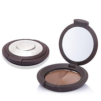 Compact concealer medium & extra cover duo pack # chocolate 223713 2x3g/0.07oz