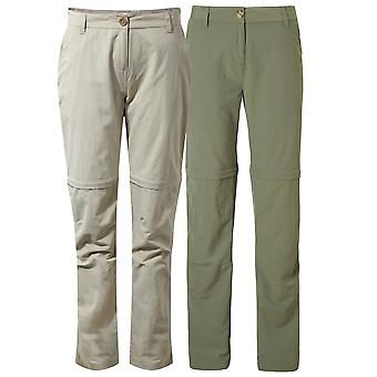 Craghoppers Ladies NosiLife Convert Trousers