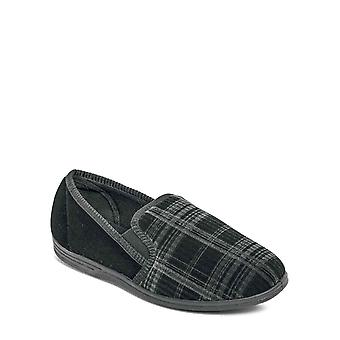 Chums Mens Wide Fitting Slipper